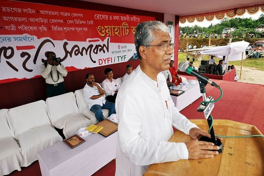 Parliament Answerable For Banning Tripura CM's I-Day Speech, Says Dy. Assembly Speaker