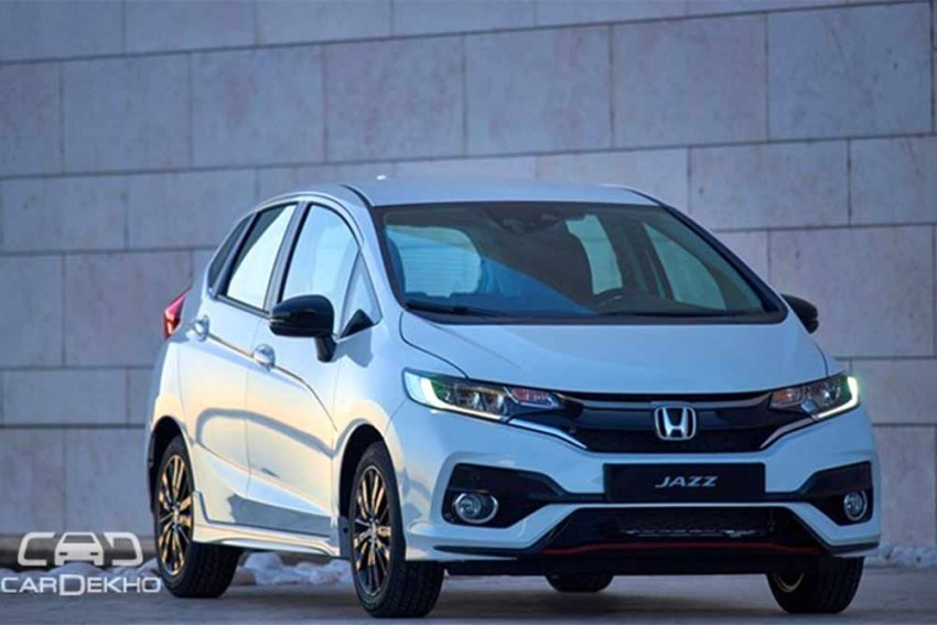 Sportier Honda Jazz Revealed In Europe. Will It Come To India?