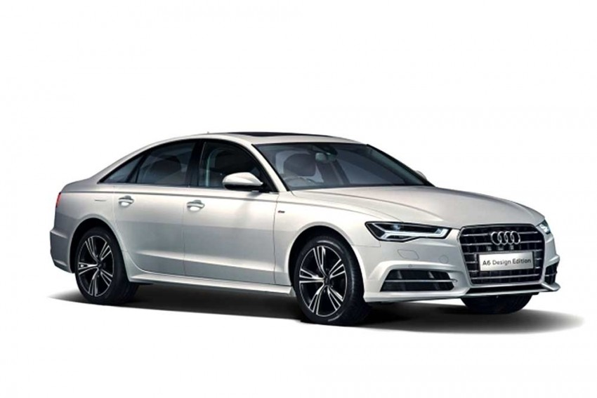Audi Introduces Design Editions of Q7, A6