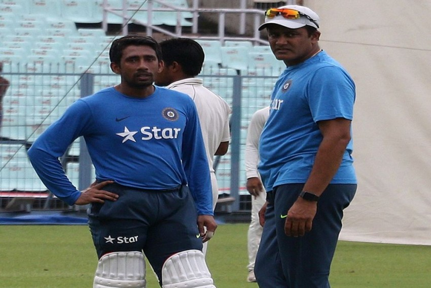Some Felt Anil Kumble Was Strict As Head Coach But Not Me, Says Wriddhiman Saha