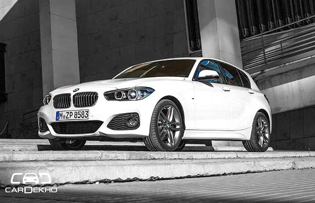 BMW 1 Series Discontinued In India