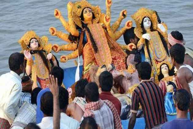Mamata Says Durga Idol Immersion Will Be Halted For 24 Hours Due To Muharram, BJP Accuses Her Of 'Appeasement'