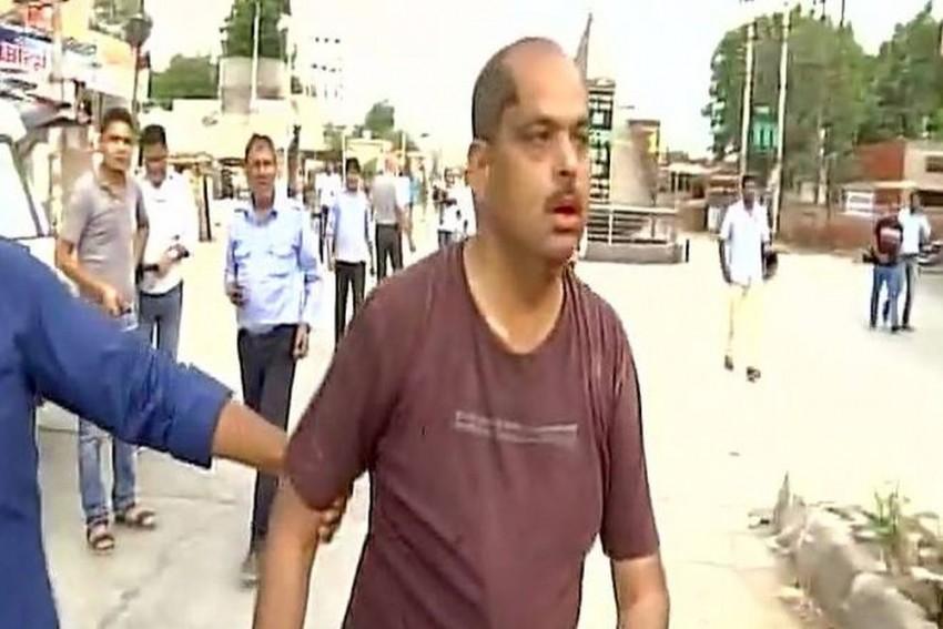 Gurmeet Ram Rahim Singh Verdict: Video-Journalist Attacked, Media Vehicles Vandalised In Sirsa, Security Beefed Up
