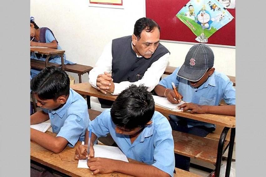 Gujarat CM Vijay Rupani Compares Lord Ram's Arrows To ISRO Missiles
