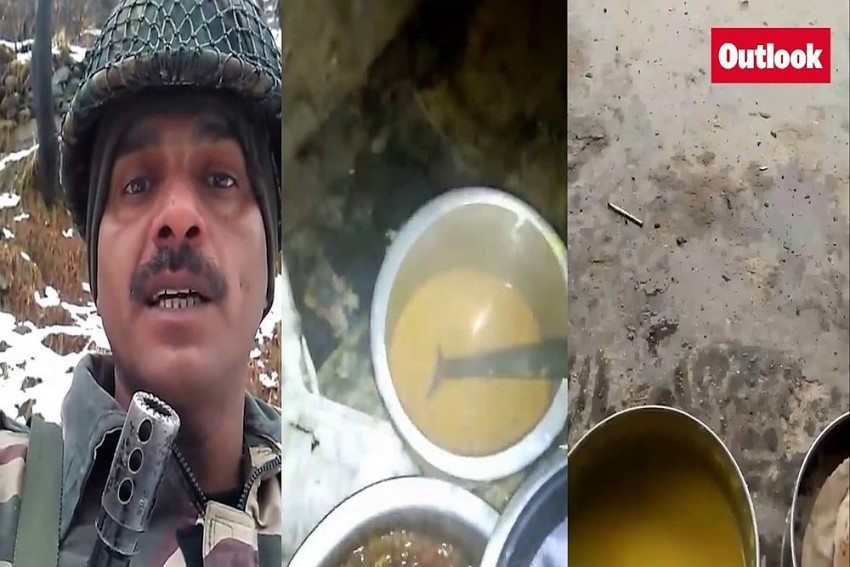BSF Food Homely, Jawan's Video Used By ISI To Spread Wrong Message: Force Chief