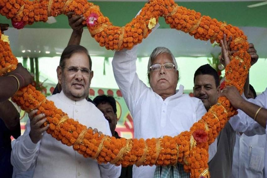 'Hurt' Sharad Yadav Promises Another 'Mahagathbandhan' At National Level