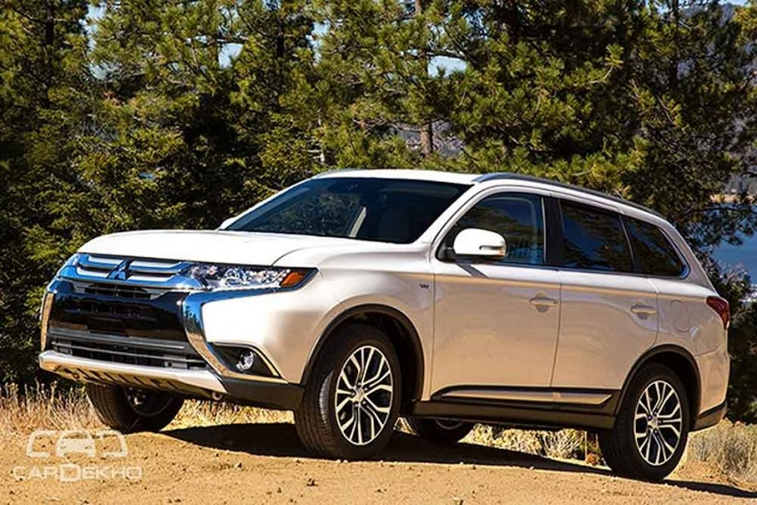 New Mitsubishi Outlander Set For Its Second Innings In India