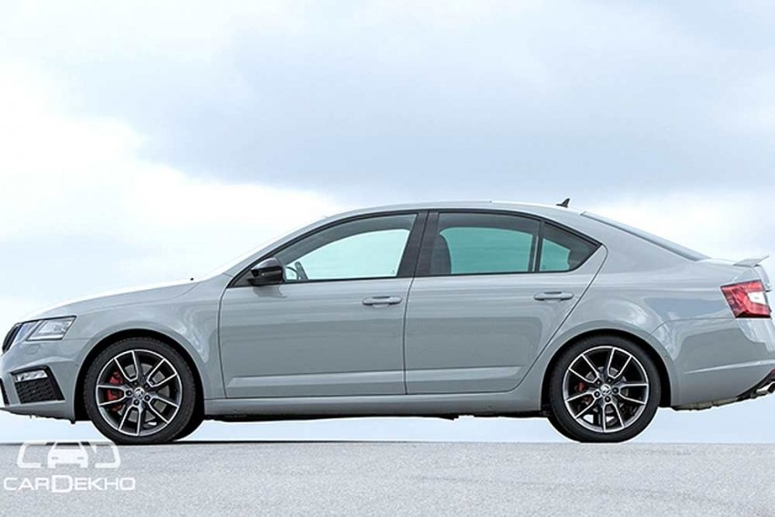 Skoda Octavia RS To Launch On August 30