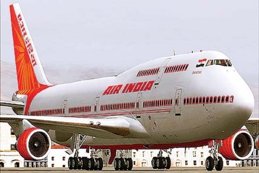 Air India Flight 855