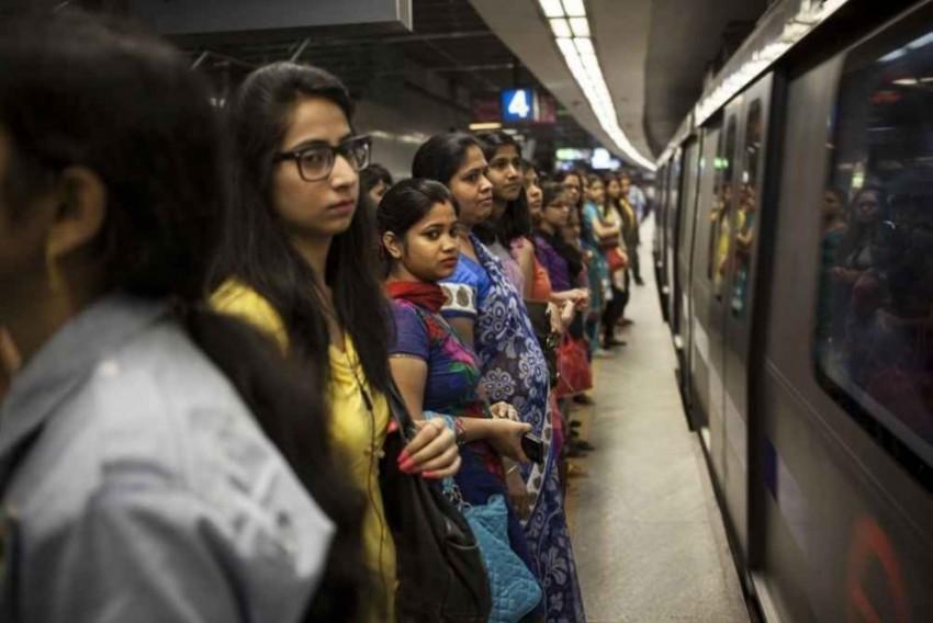 Delhi Metro Reports A Rare Slump In Ridership. Fare Hike To Be Blamed?