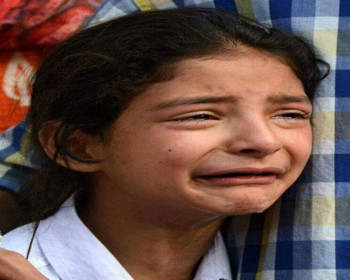 'Your Tears Have Shaken Many Hearts': J&K Police Officers To Daughter Of Deceased Sub-Inspector