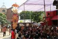Far Away In Delhi, How A Kerala Temple Serves Southern Cultural Flavour