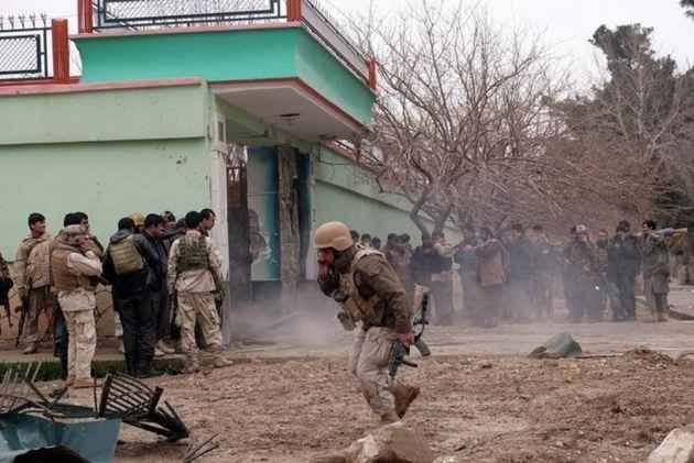 Suicide Bombing Near US Embassy In Kabul Kills 5