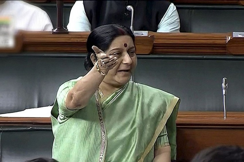 Parliament Session: War Can't Resolve Problems, Says Sushma Swaraj On Doklam Standoff