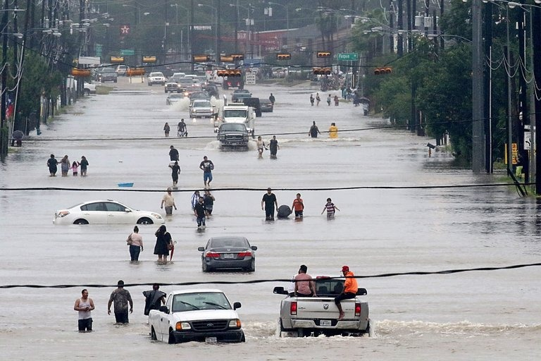 Hurricane Harvey: Indian Student Who Was Rescued In Texas Dies