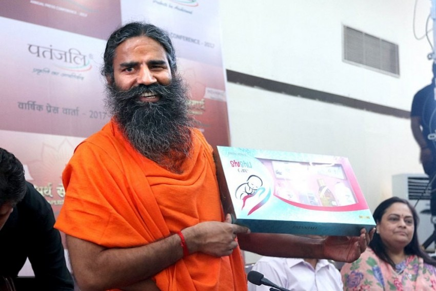 Patanjali To Launch Packaged Drinking Water 'Divya Jal' This Diwali