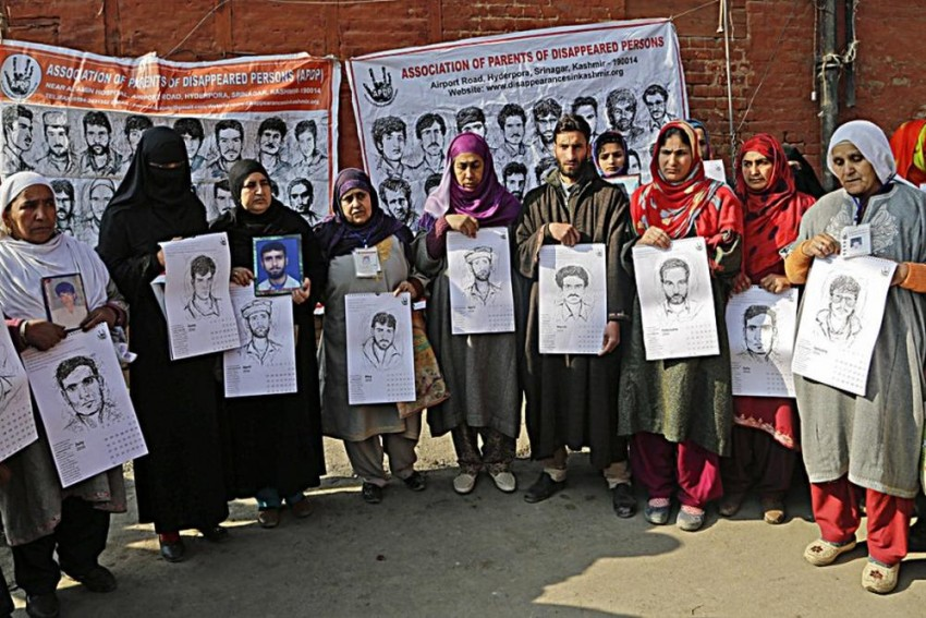 'After A Decade Of Decline, Enforced Disappearances Resurface In Kashmir'