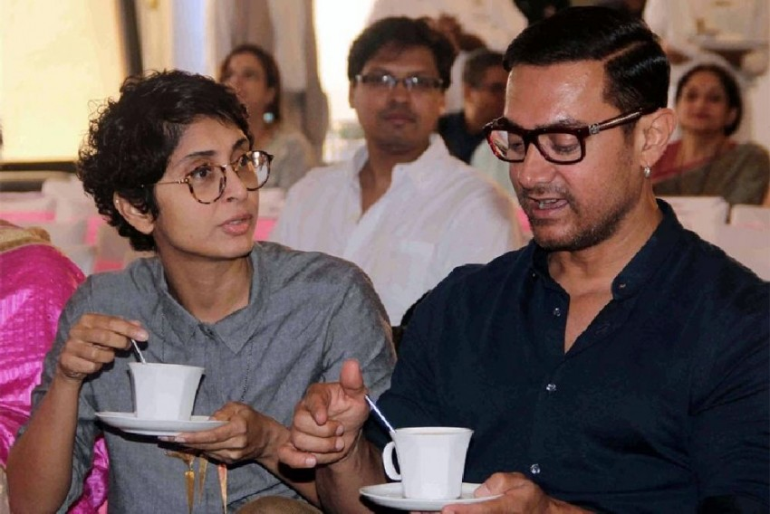 Aamir Khan And Kiran Rao Announce Divorce After 15 Years Of Marriage