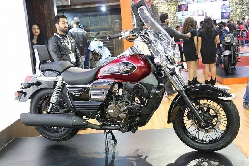 Two New UM Motorcycles Launching Next Month