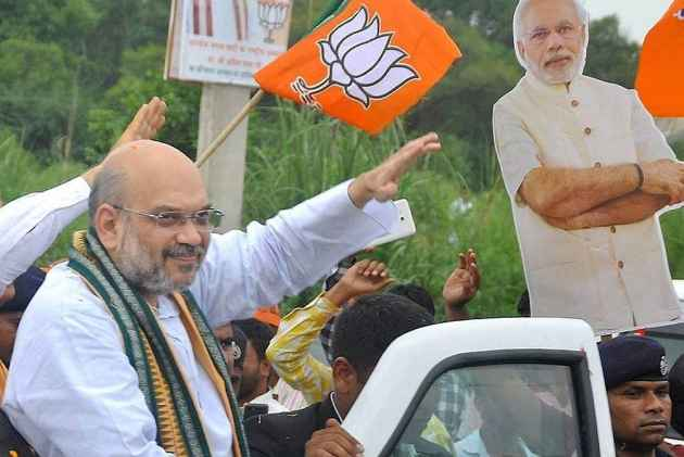 Polling Over For Rajya Sabha Elections In Gujarat, 176 MLAs Cast Vote