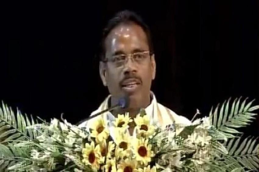 'Do You Support Pakistan?': Bihar Minister To Those Not Chanting <em>'Bharat Mata Ki Jai'</em>