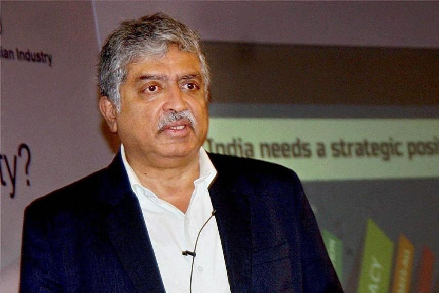 Aadhaar: Security Is Going To Be A Big Concern, Says Nilekani