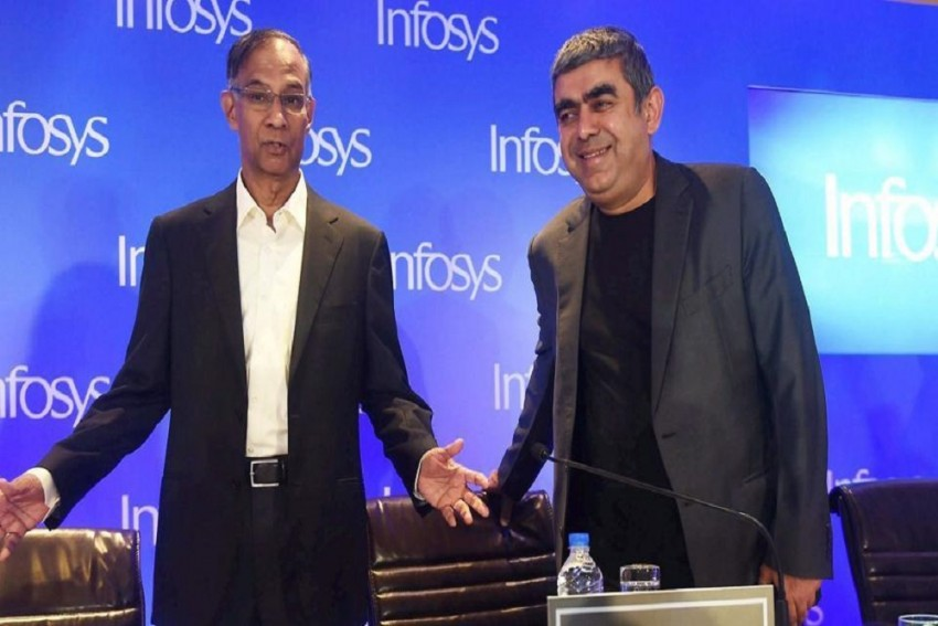 Murthy's Campaign Has Slipped Into Personal Attacks And Slander, Says Ex-Infosys Chairman Seshasayee