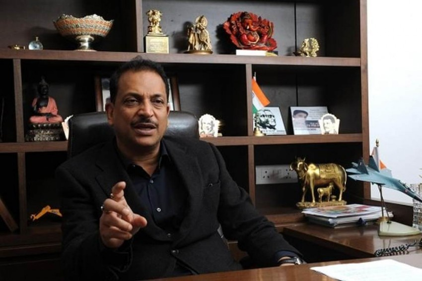 Decision Made By PM, We Are Party's Soldiers, Says Rajiv Pratap Rudy A Day After Resignation