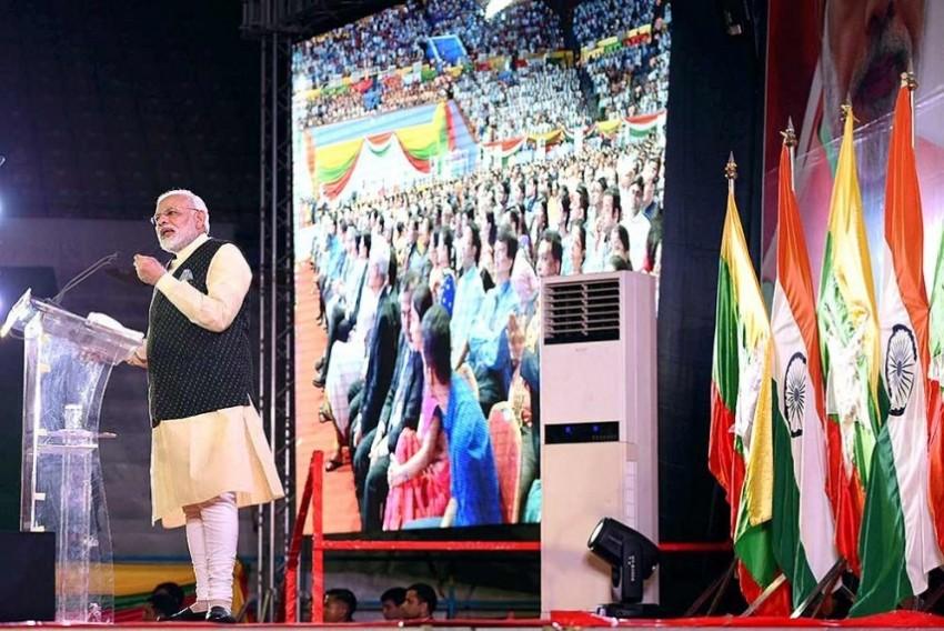 No Right To Say Vande Mataram If You Aren't Keeping Bharat Mata Clean, Says PM Modi