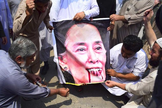 Amid Global Outrage Over Rohingya Muslims, Aung San Suu Kyi Decides To Miss UN Debate