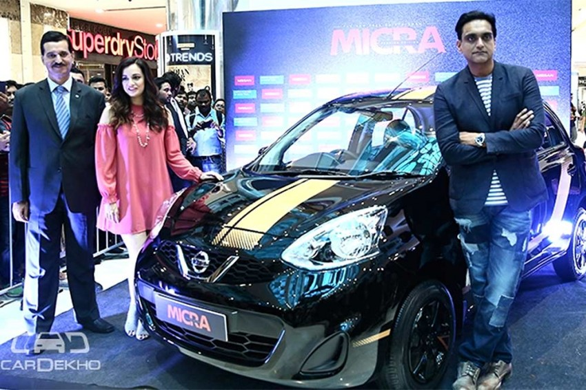 Nissan Micra Fashion Edition Launched At Rs 6.09 Lakh