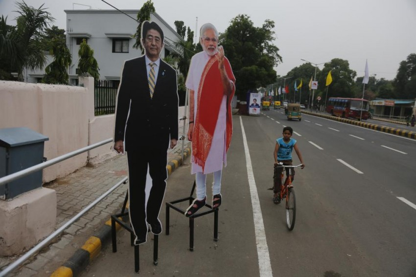 Abe-Modi Meet: Is Japan The New Russia For India?