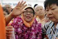 Halimah Yacob Becomes Singapore's First Female President