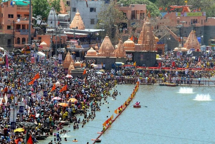 Yogi Govt To Rename Allahabad As 'Prayagraj' On Seers' Demand