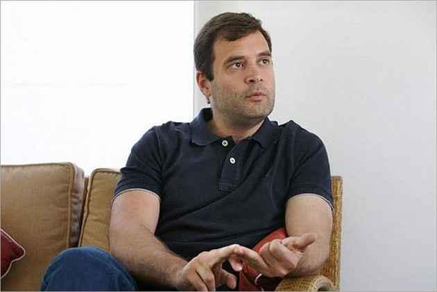Rahul Gandhi Visits Tesla, Sun Power Research Centre in California
