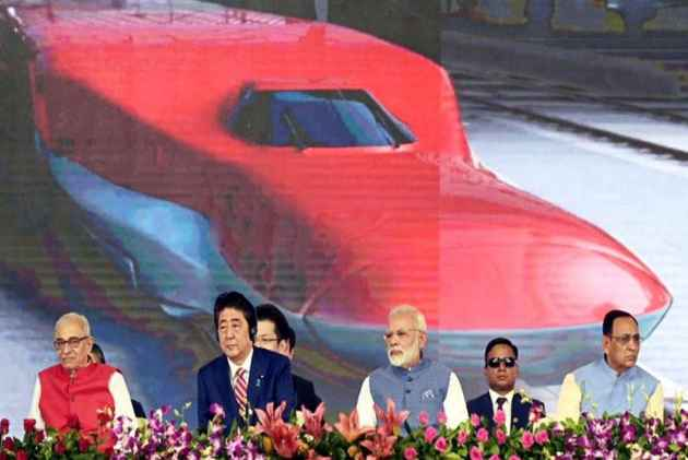 Mumbai-Ahmedabad Route Will Have One Bullet Train In Every 20 Minutes During Peak Hours: Here's All You Need To Know