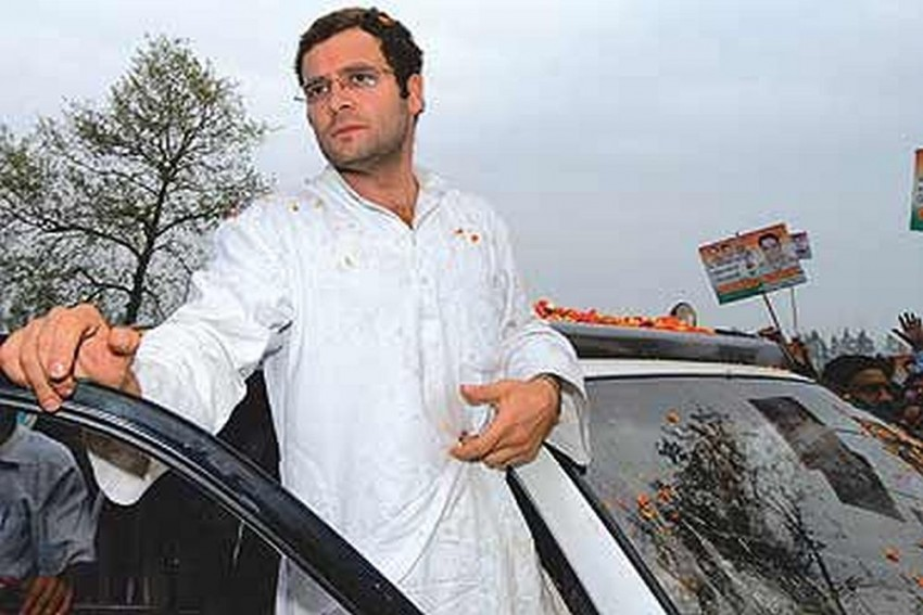 Rahul Likely To Be Congress President Through Internal Poll, Says Senior Leader Veerappa Moily
