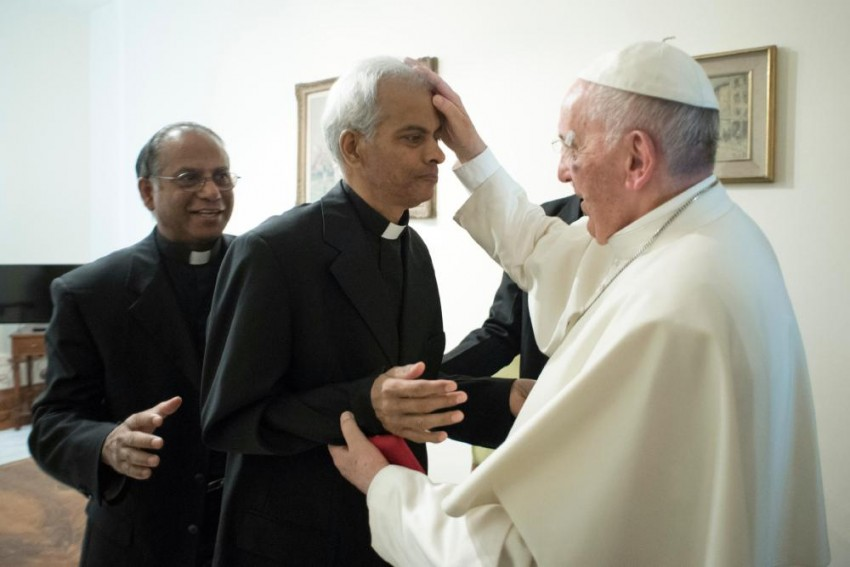 Vatican Contacted Sultan Qaboos To Rescue Indian Priest Tom Uzhunnalil From ISIS Terrorists In Yemen, Says Oman