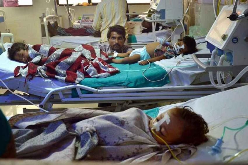 Gorakhpur Children Deaths: Oxygen Supplier Arrested Even As Government Denied Lack Of Shortage As Reason