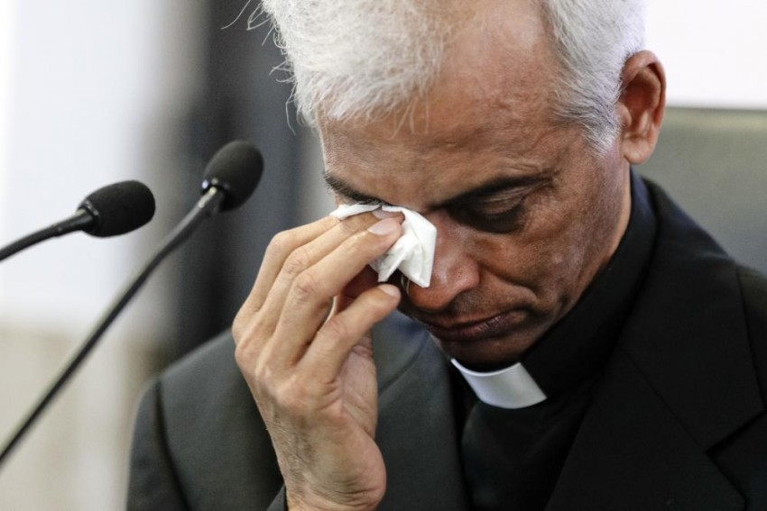 They Pretended To Hit Me In Video, But Never Harmed: Tom Uzhunnalil Narrates His Life In ISIS Captivity