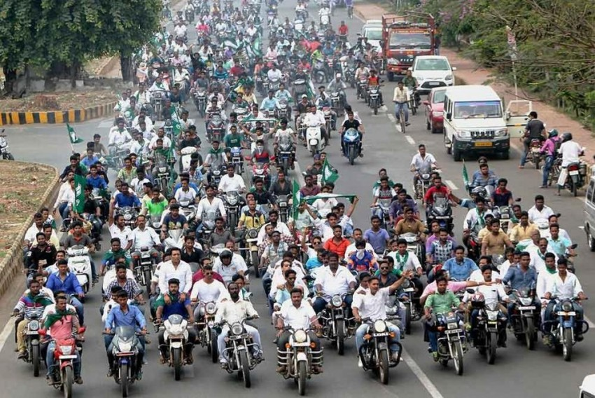 Ruling BJD's 'Peaceful Hartal' In Odisha Turns Violent, Ambulances Re-Routed, Citizens Inconvenienced