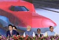 On The Issue Of Bullet Train, The Opposition Shoots Itself In The Foot, Yet Again