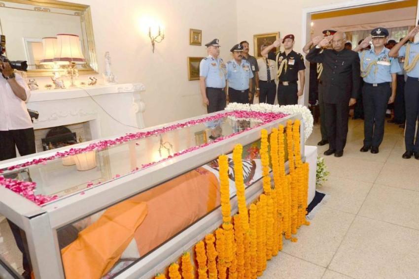 Nation Pays Final Tribute To 1965 Hero Marshal Arjan Singh