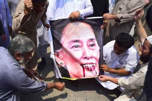 Aung San Suu Kyi Has Spoken 'Untruths', Resorted To 'Victim Blaming' In Speech On Rohingyas: Amnesty International