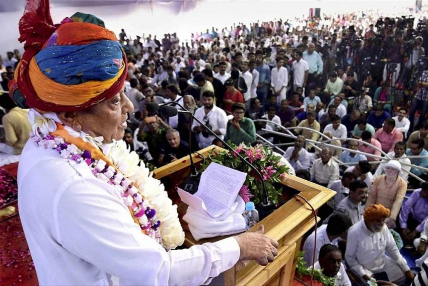 Shankersinh Vaghela To Lead New Political Front 'Jan Vikalp', Will Contest All Seats In Gujarat