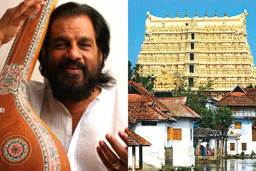 Legendary Singer Yesudas Allowed Entry Into Kerala Temple After Years Of Waiting And Singing For Deities