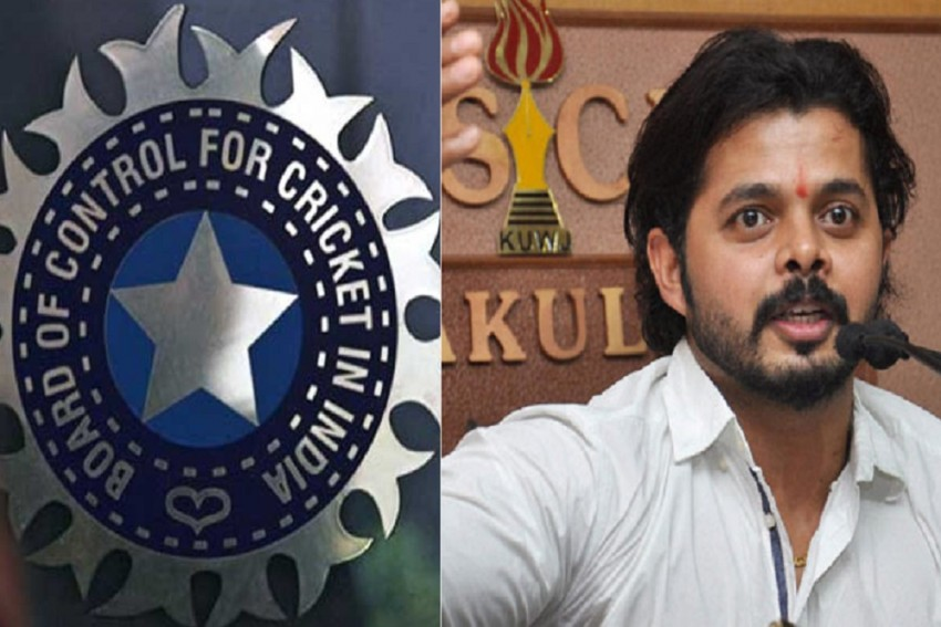 BCCI Moves Kerala HC Against Order Lifting Ban Imposed On Cricketer Sreesanth