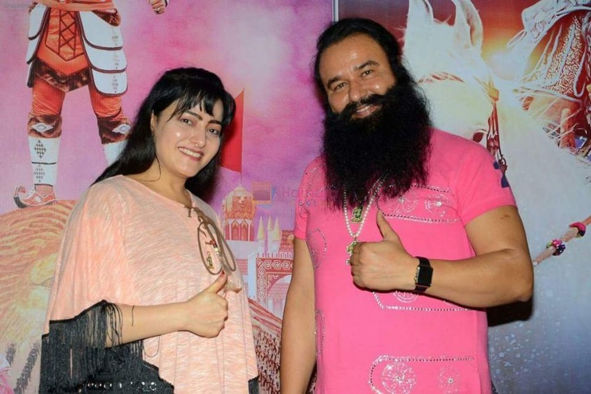 Honeypreet's Posters Pasted, Search For Ram Rahim's 'Angel' Intensified Along Nepal Border