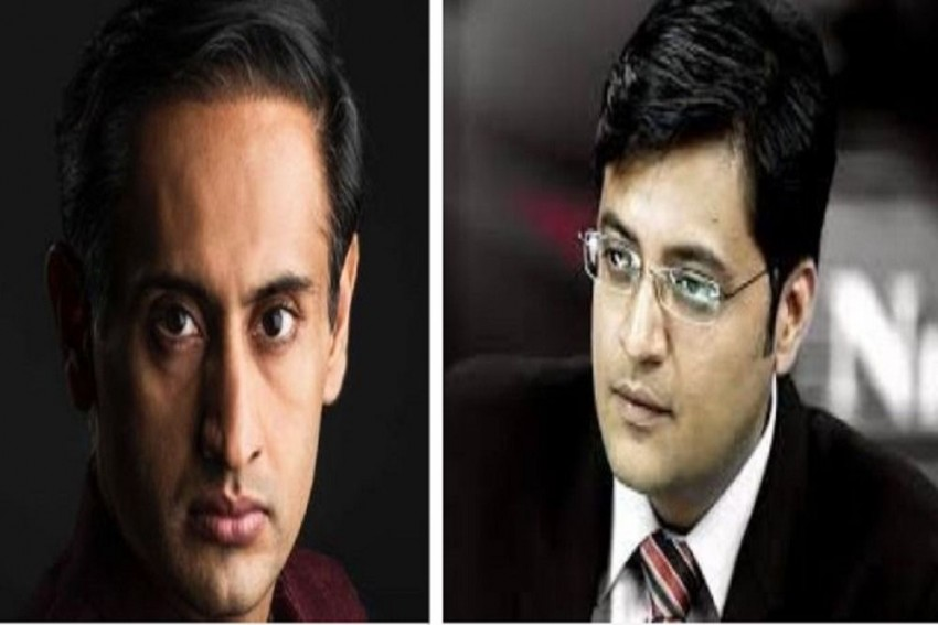 Arnab Should Have The Magnanimity To Come Out And Apologise, Says Journalist Rahul Kanwal