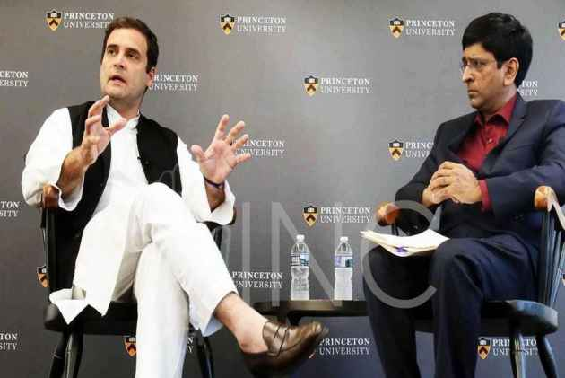 Leaders Like Modi, Trump Elected As People Are In pain Due To Unemployment: Rahul Gandhi In US